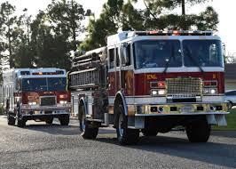 Vandenberg Firefighters Ready For Fire Prevention Week | Vandenberg ...