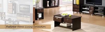 Furinno Computer Desk Amazon by Amazon Com Furinno 10004ex Br End Table Night Stand Storage Shelf