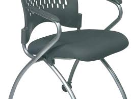 small desk chair office chairs without wheels large size of