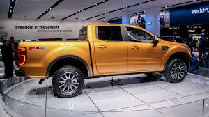 2019 Ford Ranger | Top Speed Ford Says Electric Vehicles Will Overtake Gas In 15 Years Announces Tuscany Trucks Mckinney Bob Tomes Where Are Ford Made Lovely Black Mamba American Force Wheels 7 Best Truck Engines Ever Fordtrucks 2018 F150 27l Ecoboost V6 4x2 Supercrew Test Review Car 2019 Harleydavidson Truck On Display This Week New Ranger Midsize Pickup Back The Usa Fall 2017 F250 Super Duty Cadian Auto Confirms It Stop All Production After Supplier Fire Ops Special Edition Custom Orders Cars America Falls Off Latest List Toyota Wins Sunrise Fl Dealer Weson Hollywood Miami