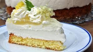 holunderblüten torte
