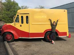 100 Divco Milk Truck For Sale Detroiters Will Soon Be Able To Buy Cookies From A Vintage