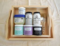 Americana Decor Chalky Finish Paint Walmart by The Chippy Paint Layered Look Using Chalk Paint