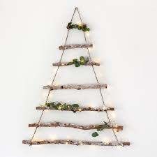 Christmas Tree Amazon Uk by Wall Mounted Half Christmas Tree 4ft 1 2m Restricted Space Indoor
