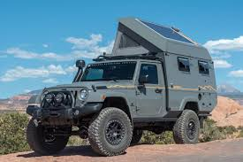 Off-road Camper: This Burly Truck Is Expedition Ready - Curbed Camper Shells Trucksmartcom About Monroe Truck Auto Accsories Custom Reno Carson City Sacramento Folsom Rayside Trailer Welcome Fuller Hh Home Accessory Center Gadsden Al Sierra Tops Dfw Corral Mobile Bozbuz