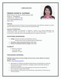 Job Resume Samples Pdf Sample First Resumes For College Students Doc