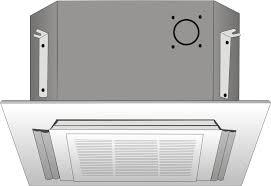 Lg Ceiling Cassette Mini Split by Mini Split Ductless Heat Pumps Building America Solution Center