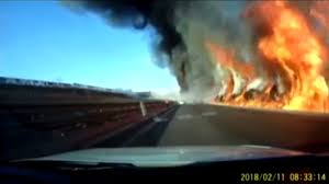 Incredible Moment Gas Tanker Accident Turns Highway Into A Raging ... Anthem Insulation Truck Fire Tanker Truck Driver Dies After Explosion Causes 3alarm Fire Near Many Feared Dead In Lagos Petrol Tanker Nigeria The Three Injured Gnville Daily Gazette Incredible Moment Gas Accident Turns Highway Into A Raging Gas Explodes On Freeway No Injuries Wtop Invesgation Continues Speedway Spill That Caused Italian 2 Scores Hurt Pueblo Massive Oil Downs Power Lines Long Island 3 Killed Dozens Bologna Cnn Video Explosion At Station In Ghanas Capital Kills Dozens Huffpost