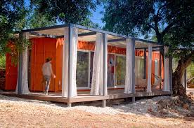100 Shipping Container Studio Nomad Living A Container Guest House ARTE Small House Bliss