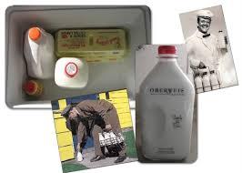 livin vintage The Milkman Always Rings Twice