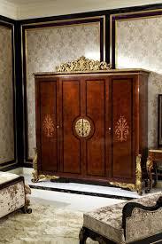 kleiderschrank schlafzimmer e63 holz schrank antik stil barock rokoko schränke