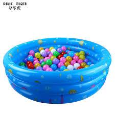 piscine a balle gonflable 1 3 m bébé intérieur gonflable piscine enfants piscine à balles