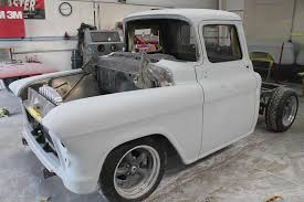 1955 Chevy Truck - MetalWorks Classics Auto Restoration & Speed Shop 1955 Chevy Stepside Lingenfelters 21st Century Classic Truckin Chevy Truck Second Series Chevygmc Pickup Truck 55 Restoration Project Is Half Way Donemayb Flickr 3100 Big Red With Custom Suspension Large Rear Window Other Chevrolet Restore A Muscle Car Llc The 471955 Driven Outrageous Hot Rod Network Chevrolet Cameo Pickup Hotrod Pictures Autocars Tci Eeering 51959 Suspension 4link Leaf