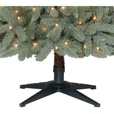 7ft Aspen Slim Christmas Tree by Holiday Time Pre Lit 7 5 U0027 Birchwood Fir Artificial Christmas Tree