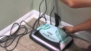 Haan Floor Steamer Wont Turn On by Eureka Enviro Hard Surface Floor Steamer 313a Review Youtube
