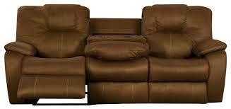 Wall Hugging Reclining Sofa by Southern Motion Avalon Comfortable Reclining Sofa With Drop Down