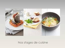 stages de cuisine présentation des stages de cuisine de l atelier des chefs pdf