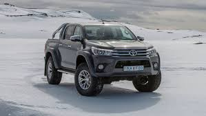Toyota HiLux Gains Arctic Trucks AT35 Version For UK Explorers ... Going Viking In Iceland With An Arctic Trucks Toyota Hilux At38 Isuzu Dmax At35 The Perfect Pickup To Make Your Land Cruiser Prado 46 Biggest Street Legal Hilux Gains Version For Uk Explorers New Stealth The Most Exclusive And Expensive D Truck 6x6 Price 2019 20 Top Upcoming Cars Announced Ppare 30999 You Can Buy This Arcticready Pickup Gear Wikipedia Nokian Tyres Presents Hakkapelitta 44 Tailored For A Big Visitor At Hq
