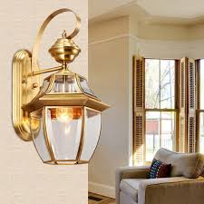 antique bronze wall sconce gold color hotel wall ls modern