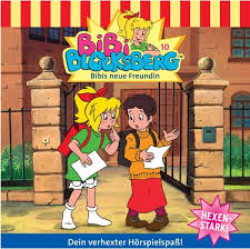 bibis neue freundin bibi blocksberg bd 10 1 audio cd