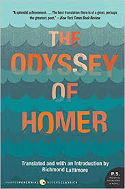the odyssey in modern the odyssey of homer homer richmond lattimore 8601404209468