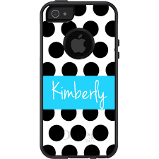 Monogrammed iPhone 5c Otterbox Cases Defender Otterbox