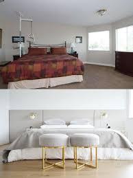 schlafzimmer vorher nachher master bedroom before after