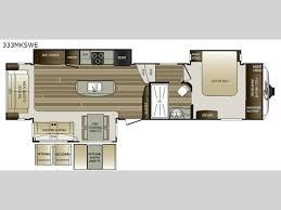 Montana 5th Wheel Floor Plans 2015 by Keystone Cougar Fifth Wheel General Rv