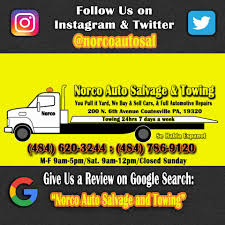 Norco Auto Salvage - Automotive Parts Store - Coatesville ... Towing Cash For Cars Used Auto Parts Creams Santa Rosa Classic And Trucks Junkyard Youtube Scrap Stock Photos Images Alamy Broadway Truck Salvage Home Rh Willsons Salvage Repair Hudson Special Truck Rebuilders Halltown Mo Meadows I44 Shelby And Sons Wheels B Inc We Sell Late Model Used Auto Parts Foreign 2006 Freightliner Columbia Sale Co This Colorado Yard Has Been Collecting For A Supplies 3685 N Us Hwy 1 Fort
