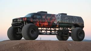 Stretched Ford Excursion 'luxury Monster Truck' Can Crush Traffic ...