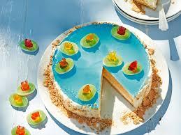 strand torte zum kindergeburtstag