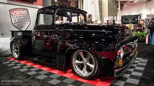 100 56 Ford Truck 2012 SEMA Chip Fooses Own 19 F100 Autoevolution