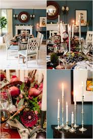 N Home Magazine | Thanksgiving Tablescape & Interiors Shoot ...