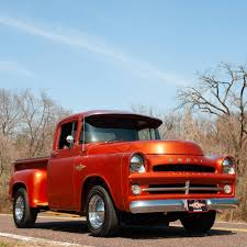 1957 Dodge D100 For Sale #2102397 - Hemmings Motor News 1957 Dodge Dw Truck For Sale Near Cadillac Michigan 49601 For Sale On Craigslist Best Resource Trucks Man Falls Scam Trying To Sweptline Pickup S401 Kissimmee 2013 D Series Wikipedia Albany Chrysler Jeep Ram New Vintage Intertional Studebaker Willys Othertruck Searcy Ar Original Sweptside Hemi Youtube