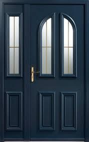 porte entree vantaux porte d entrée battante en aluminium acoustique ubel zilten