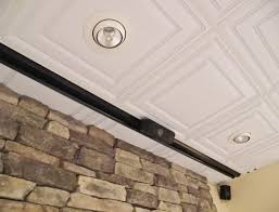 White Tin Ceiling Tiles Home Depot by Ceiling Imposing Faux Tin Ceiling Tiles Plastic Alluring