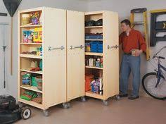 storage garage organizer pdf woodworking space savers shelving