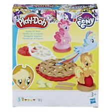 details zu hasbro e3338eu4 play doh my pony ponyville kuchen knete knetset torte