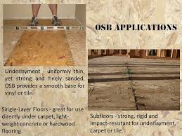 Preparing Osb Subfloor For Tile by Germano Cachinene Todd Carwell Chad Rawls Ppt Video Online Download