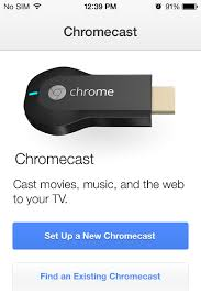How to Install and Setup Chromecast on your iPhone iPad or iPod Touch
