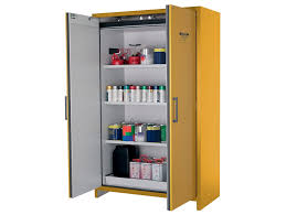 Justrite Flammable Cabinet 45 Gallon by En Safety Cabinet 90 Min 45 Gal 47