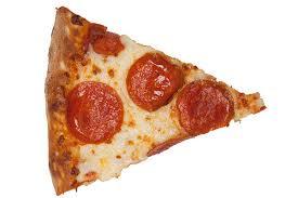 Pizza Slice Pennant 3x5