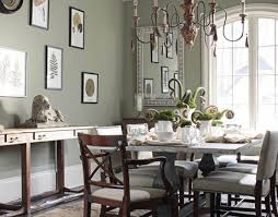 Great Greens Paint Colors Best Country Dining Room Color Schemes