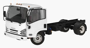 Commercial Truck Isuzu Npr 3D - TurboSquid 1243736
