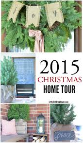 Outdoor Christmas Decorations Ideas 2015 by 173 Best Farmhouse Christmas Decorating Images On Pinterest