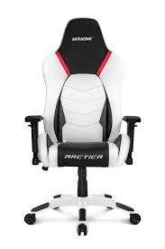 Akracing Gaming Chair Blackorange by Pcb Se Akracing Arctica Premium Gaming Chair White