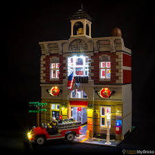 Light My Bricks : Fire Brigade LED Lighting Kit – Light My Bricks ...
