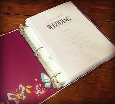 wedding binder dividers April onthemarch