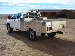 100 Defender Truck Heavy Duty Aluminum Flatbeds Are Engineered For