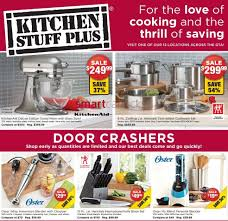 Kitchen Stuff Plus flyer September 12 to 22